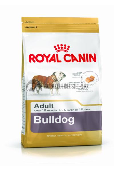 Royal Canin - Bulldog Adult kutyatáp 12kg