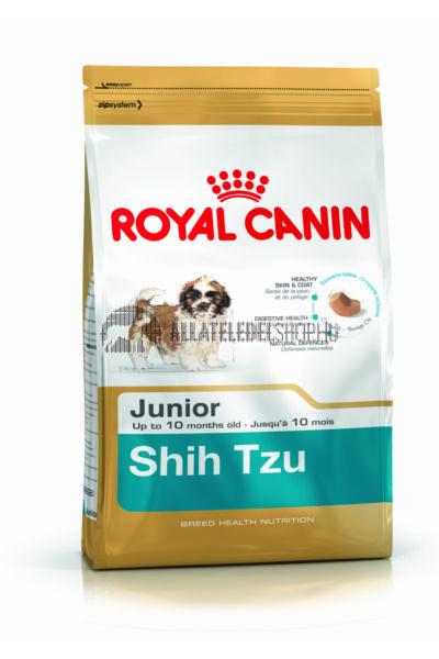 Royal Canin - Shih Tzu Junior kutyatáp 0,5kg