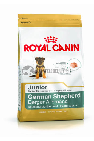 Royal Canin - German Shepherd Junior kutyatáp 3kg