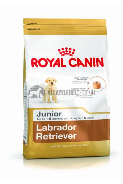 Royal Canin - Labrador Retriver Junior kutyatáp 3kg