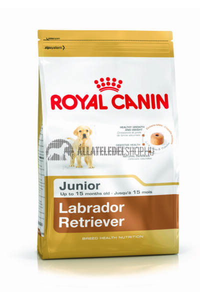 Royal Canin - Labrador Retriver Junior kutyatáp 3kg