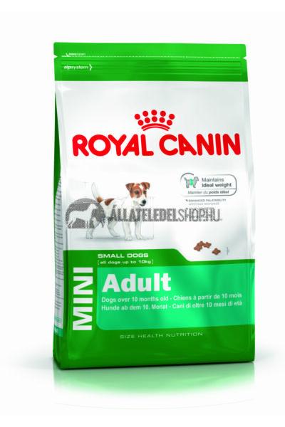 Royal Canin - Mini Adult kutyatáp 4kg