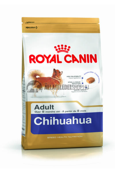 Royal Canin - Chihuahua Adult kutyatáp 1,5kg