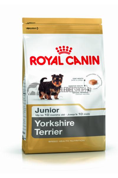 Royal Canin - Yorkshire Terrier Junior kutyatáp 0,5kg
