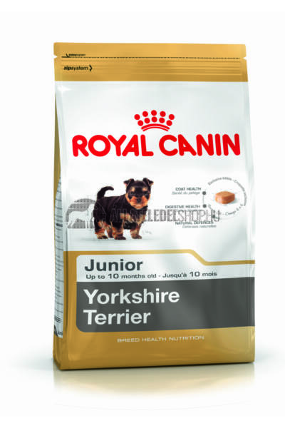 Royal Canin - Yorkshire Terrier Junior kutyatáp 0,5kg