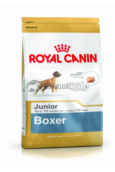 Royal Canin - Boxer Junior kutyatáp 3kg
