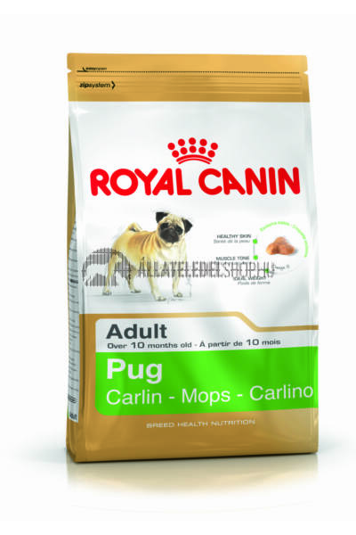Royal Canin - Pug Adult kutyatáp 1,5kg
