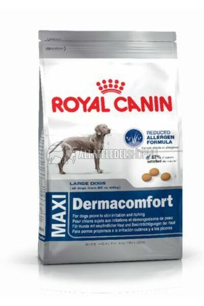 Royal Canin - Maxi Dermacomfort hypoallergén kutyatáp 12kg