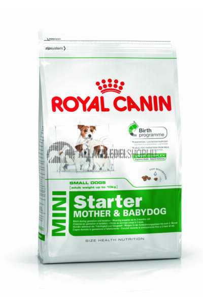 Royal Canin - Mini Sarter Mother & Babydog kutyatáp 1kg