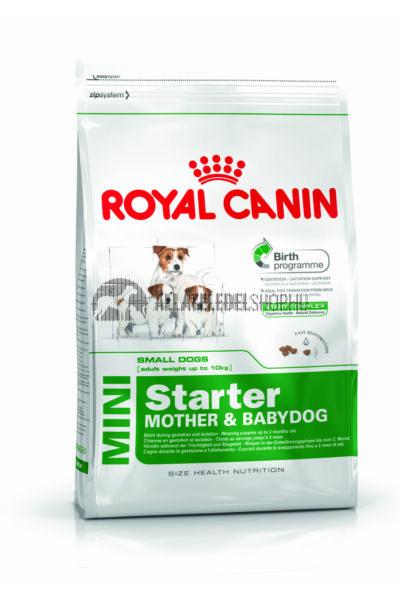 Royal Canin - Mini Sarter Mother & Babydog kutyatáp 3kg