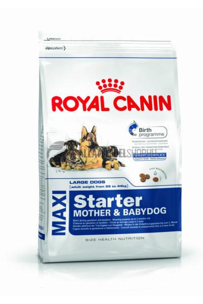 Royal Canin - Maxi Sarter Mother & Babydog kutyatáp 4kg