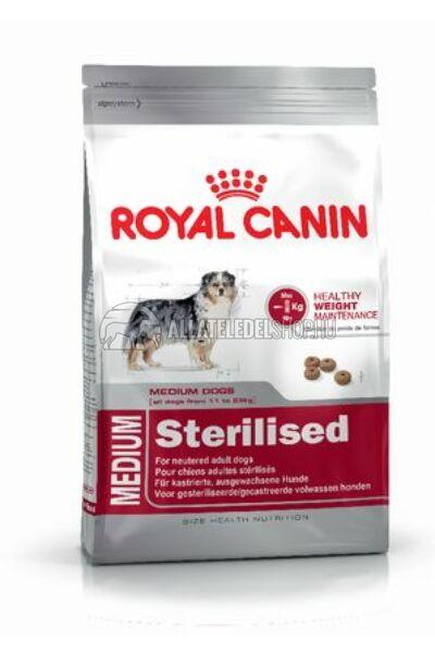 Royal Canin - Medium Sterilised kutyatáp 3kg