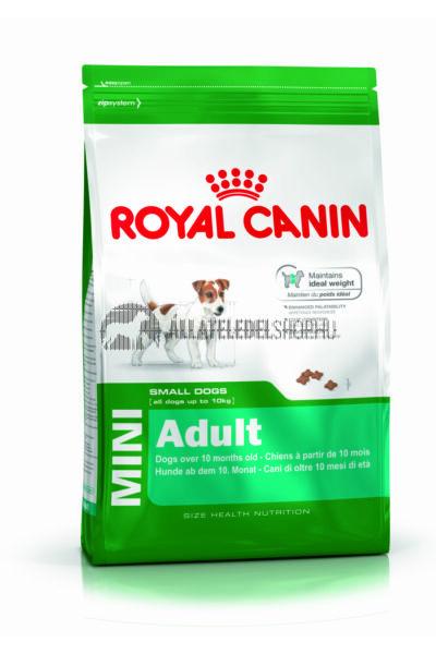 Royal Canin - Mini Adult kutyatáp 0,8kg