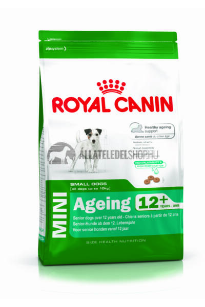 Royal Canin - Mini Ageing 12+ Mature kutyatáp 0,8kg