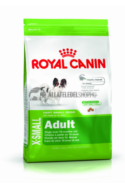 Royal Canin - X-Small Adult kutyatáp 1,5kg