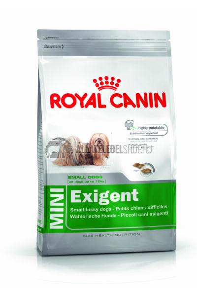 Royal Canin - Mini Exigent kutyatáp 0,8kg