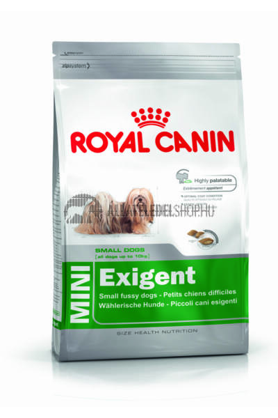 Royal Canin - Mini Exigent kutyatáp 2kg