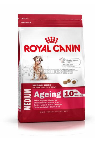 Royal Canin - Medium Ageing 10+ Mature kutyatáp 15kg