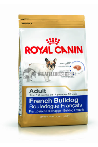 Royal Canin - French Bulldog Adult kutyatáp 1,5kg