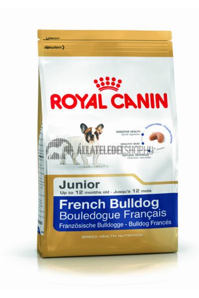 Royal Canin - French Bulldog Junior kutyatáp 1,5kg