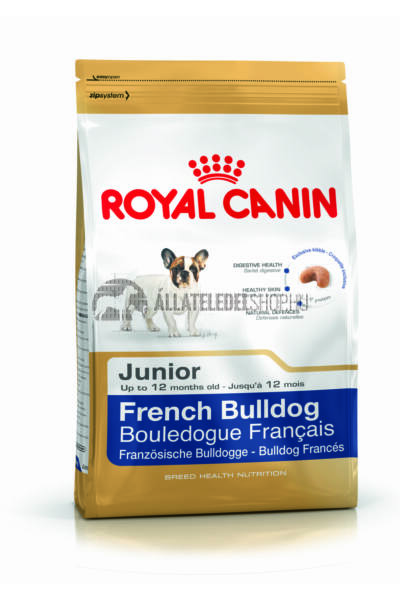 Royal Canin - French Bulldog Junior kutyatáp 1,5kg