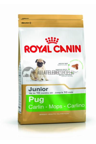 Royal Canin - Pug Junior kutyatáp 0,5kg