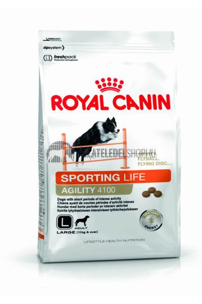 Royal Canin - Sporting Life Range Agility 4100. Large kutyatáp 15kg