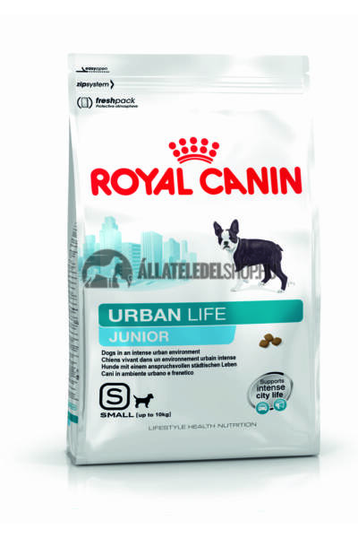Royal Canin - Urban Life Junior Small kutyatáp 1,5kg
