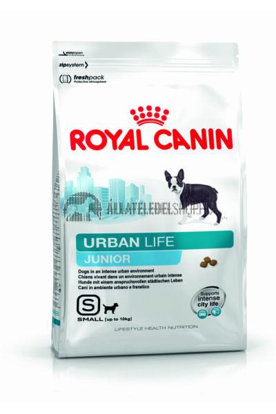 Royal Canin - Urban Life Junior Small kutyatáp 1,5kg
