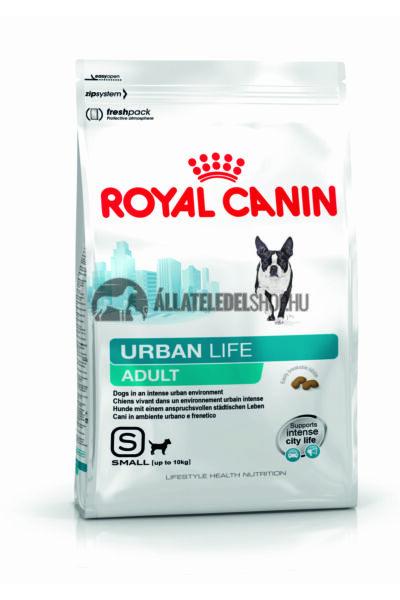 Royal Canin - Urban Life Adult Small kutyatáp 0,5kg