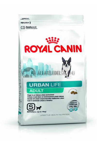 Royal Canin - Urban Life Adult Small kutyatáp 1,5kg