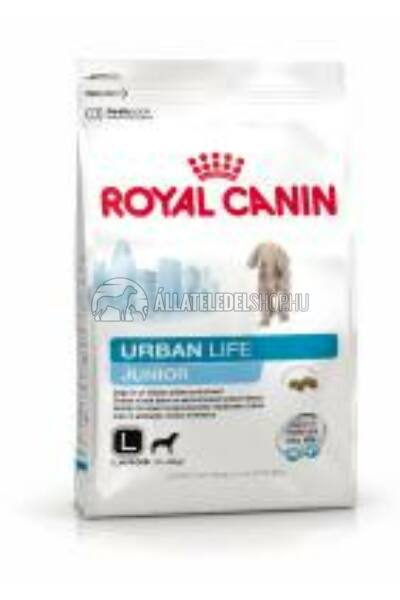 Royal Canin - Urban Life Junior Large kutyatáp 9kg