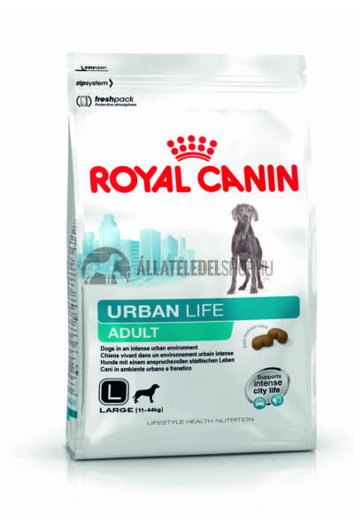 Royal Canin - Urban Life Adult Large kutyatáp 9kg
