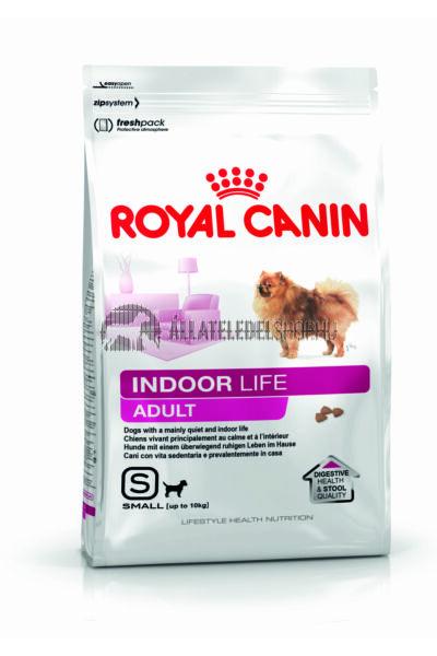 Royal Canin - Indoor Life Adult Small kutyatáp 1,5kg