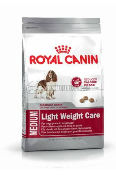 Royal Canin - Medium Light Weight Care kutyatáp 3kg