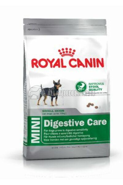 Royal Canin - Mini Digestive Care kutyatáp 10kg
