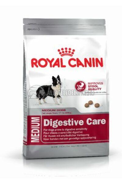 Royal Canin - Medium Digestive Care kutyatáp 15kg