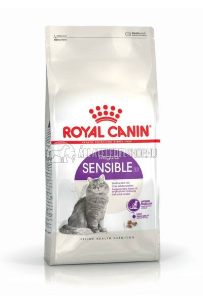 Royal Canin - Cat Sensible macskatáp 400g