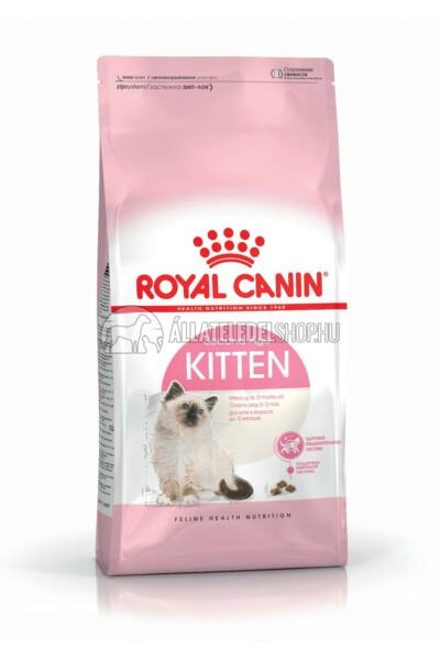 Royal Canin - Cat Kitten macskatáp 2kg