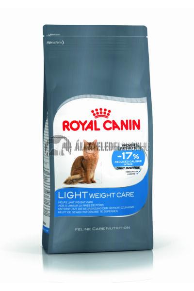 Royal Canin - Cat Light Weight Care macskatáp 2kg