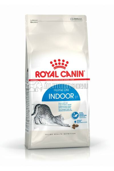 Royal Canin - Cat Indoor macskatáp 4kg