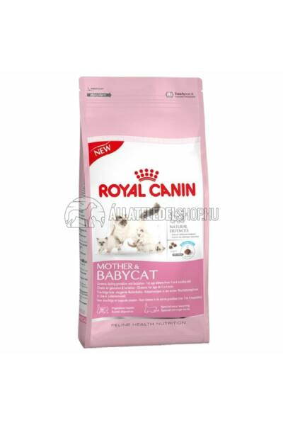 Royal Canin - Cat Mother & Babycat macskatáp 2kg