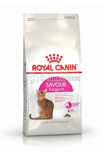 Royal Canin - Cat Exigent Savior macskatáp 400g