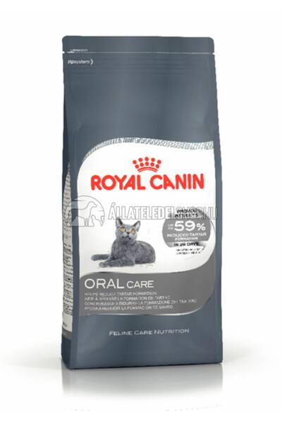 Royal Canin - Cat Oral Care macskatáp 400g