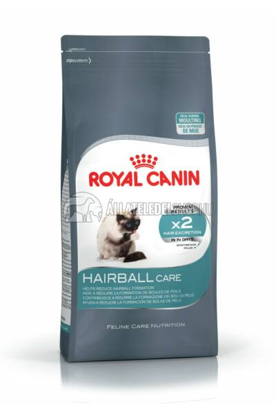 Royal Canin - Cat Hairball Care macskatáp 2kg