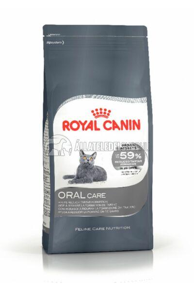 Royal Canin - Cat Oral Care macskatáp 8kg