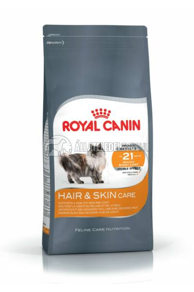 Royal Canin - Cat Haire & Skin Care macskatáp 400g