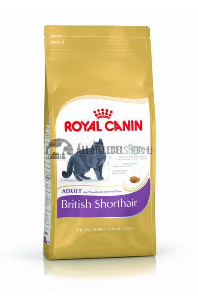Royal Canin - Cat British Shorthair Adult macskatáp 400g