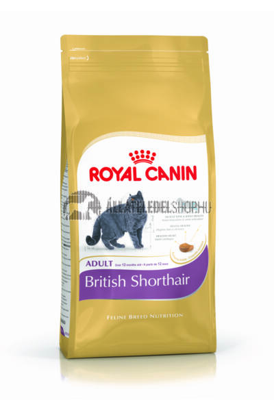 Royal Canin - Cat British Shorthair Adult macskatáp 2kg