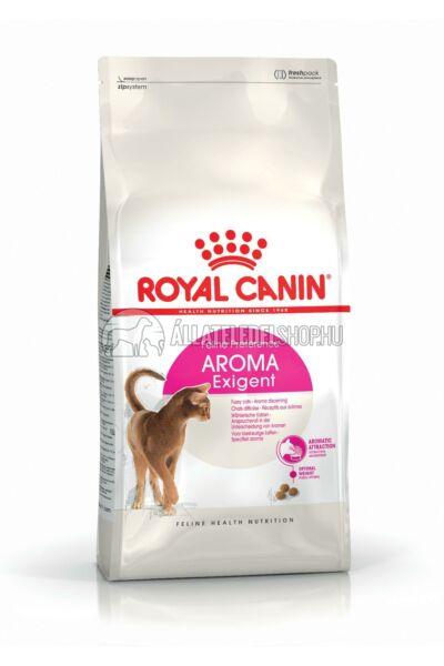 Royal Canin - Cat Exigent Aromatic macskatáp 400g
